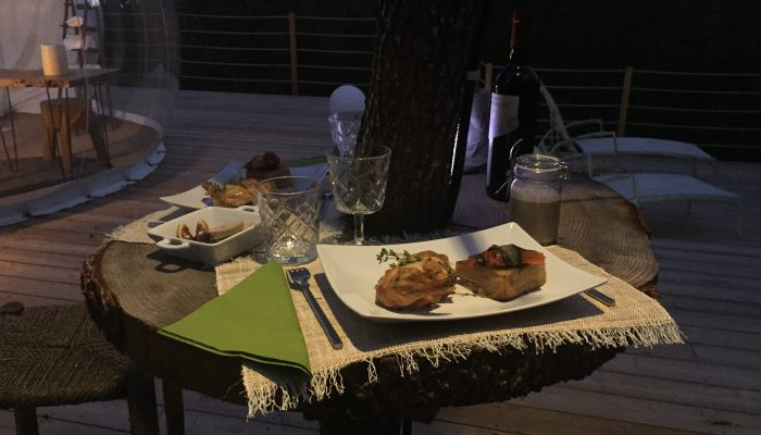 Menu Saveur - Les Bulles de Bordeaux